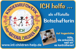 Internation Children Help Botschafterin